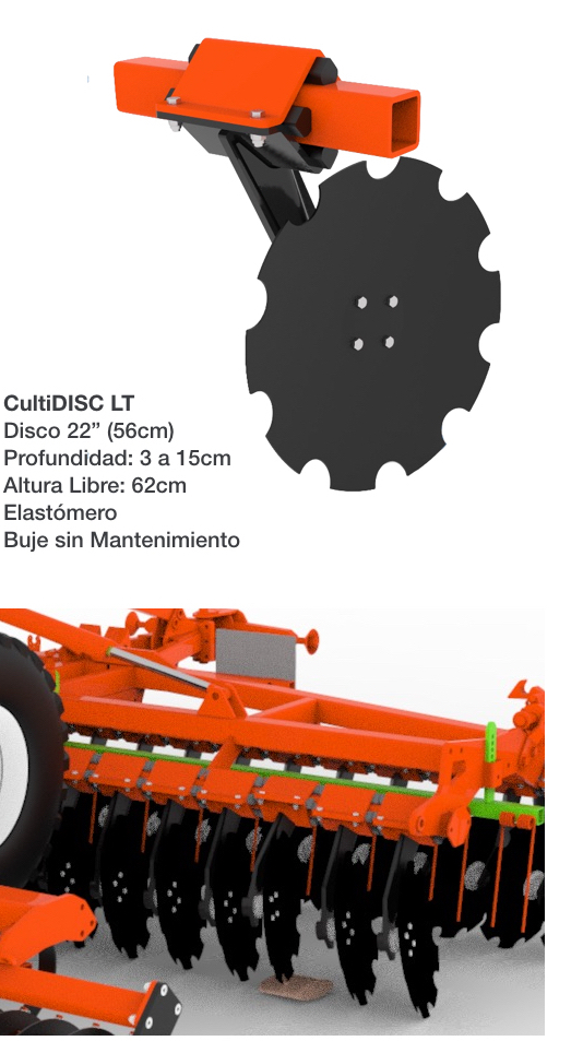 Culti<b>DISC-LT MOTION</b> 29