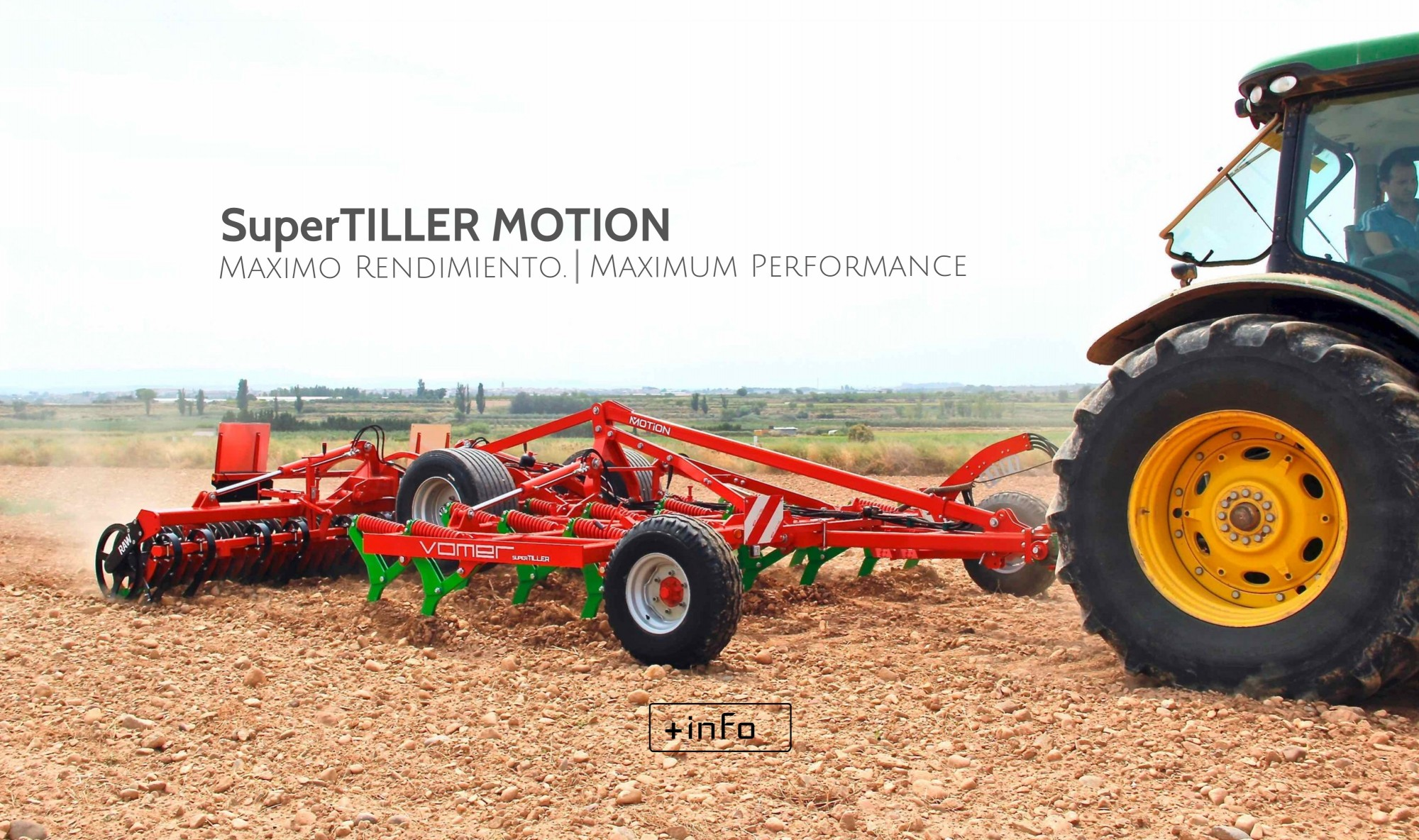 SuperTILLER MOTION